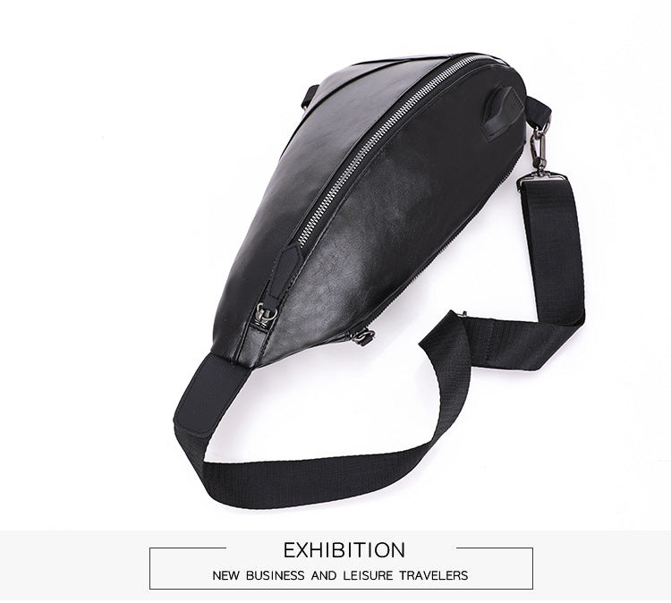 Outdoor Multifunction Zipper Crossbody Bags