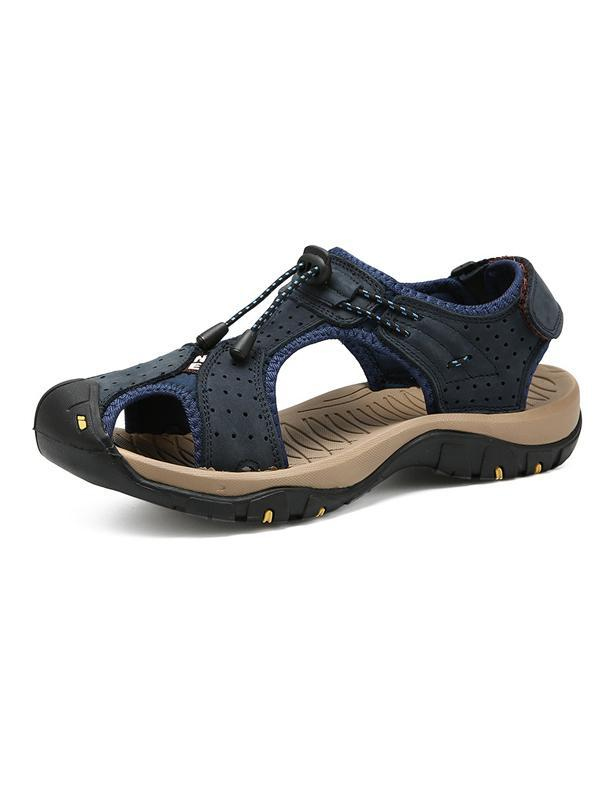 Split-joint Casual Sandal Shoes