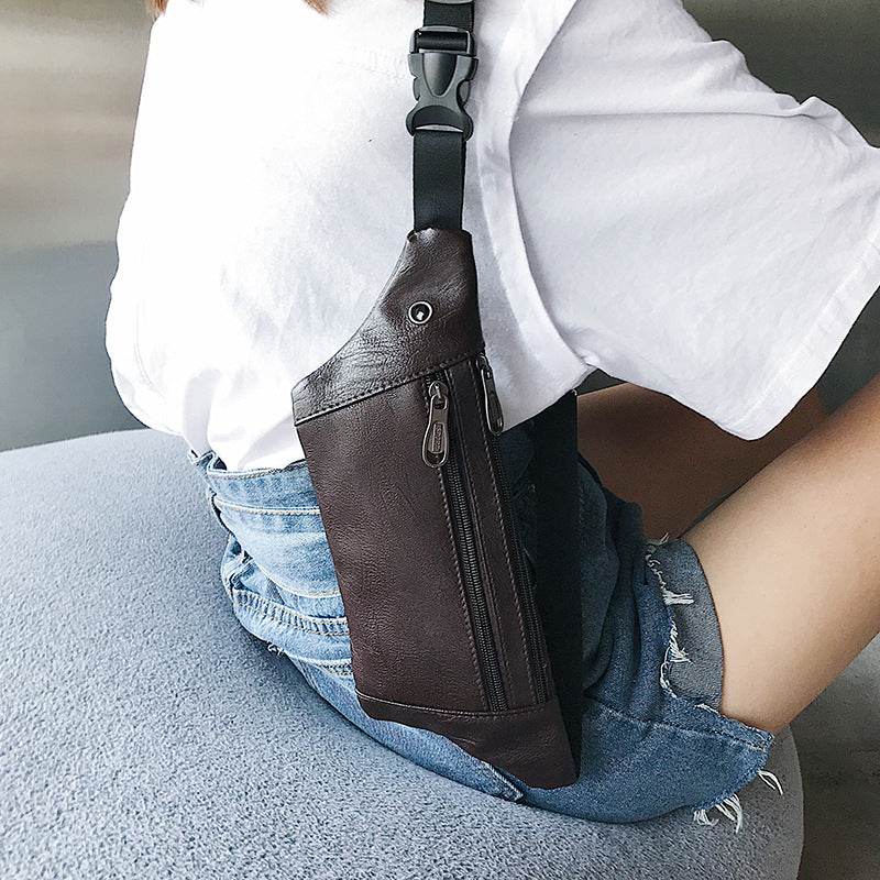 Double Layer Casual Retro Crossbody Bags