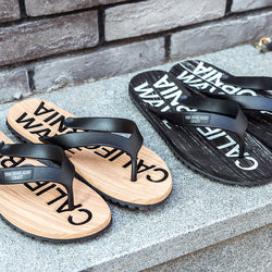 Men Summer Beach Flip Flops Sandal