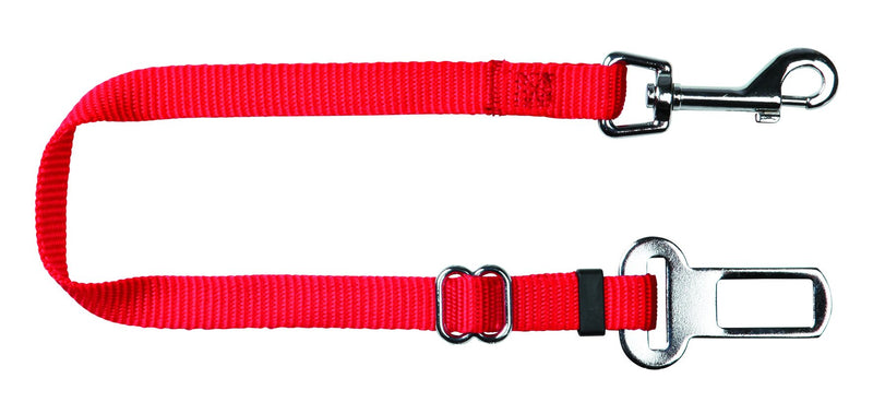 1294 Car harness for cats, 20-50 cm/15 mm, red