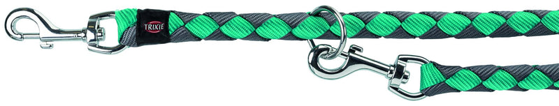 143612 Cavo adjustable leash, L-XL: 2.00 m/diam. 18 mm, ocean-graphite