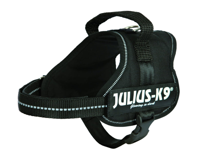 150101 Julius-K9 Powerharness, Mini-Mini/S: 40-53 cm, black