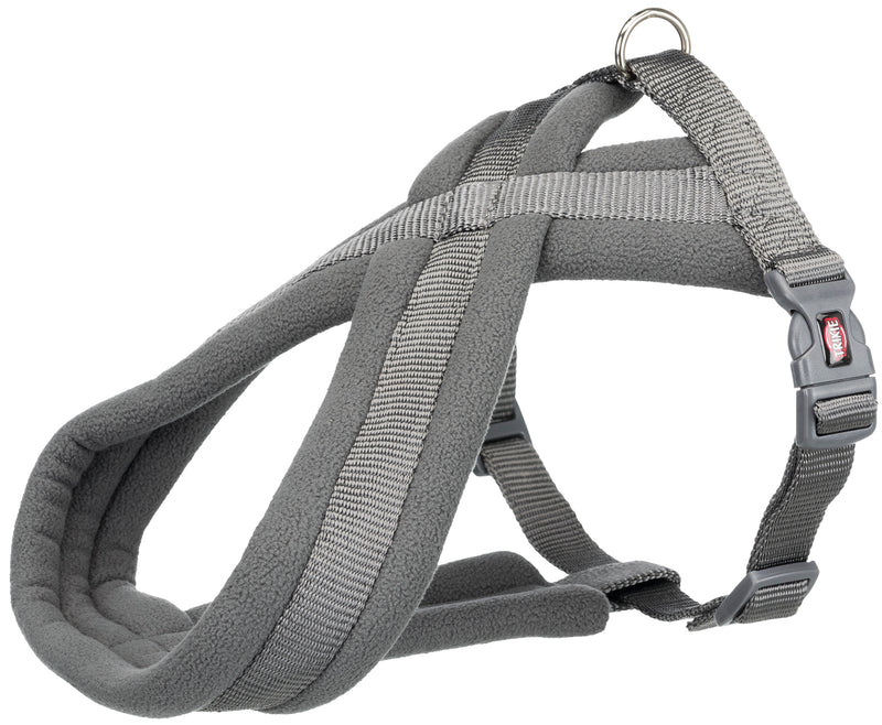 203616 Premium touring harness, XS-S: 30-55 cm/15 mm, graphite