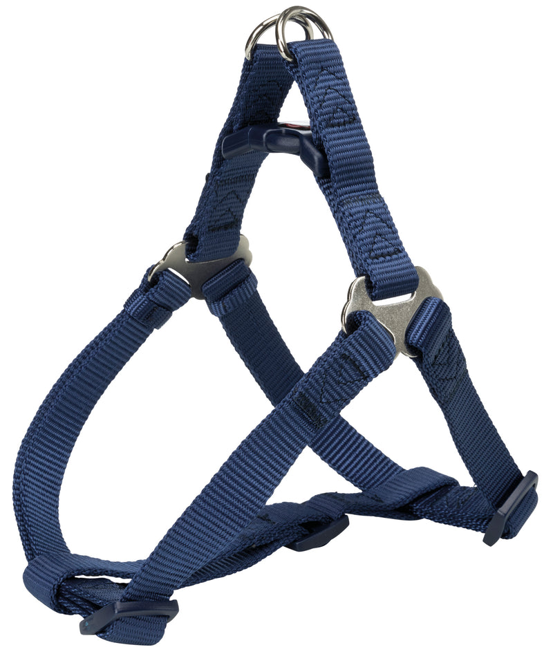 204413 Premium One Touch harness, S: 40-50 cm/15 mm, indigo