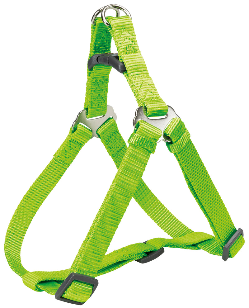 204617 Premium One Touch harness, L: 65-80 cm/25 mm, apple