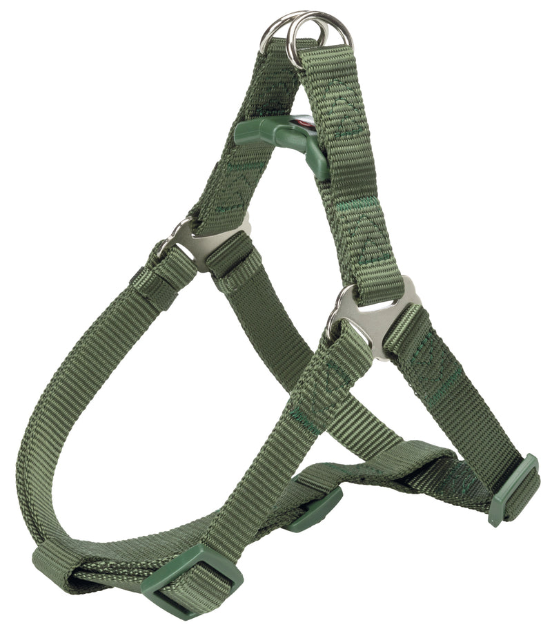 204319 Premium One Touch harness, XS-S: 30-40 cm/10 mm, forest