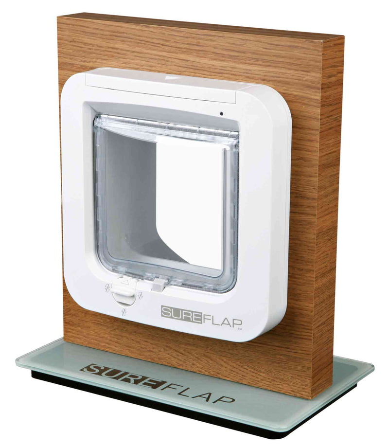 38562 SureFlap Point of Sale Demonstration Kit Catflap, 41 × 28 × 17 cm, white
