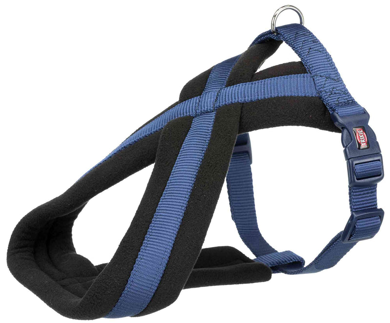 204113 Premium touring harness, L: 60-100 cm/25 mm, indigo