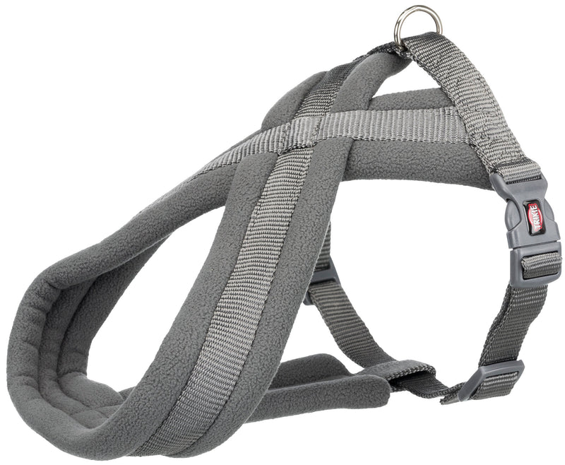 204016 Premium touring harness, M-L: 50-90 cm/25 mm, graphite