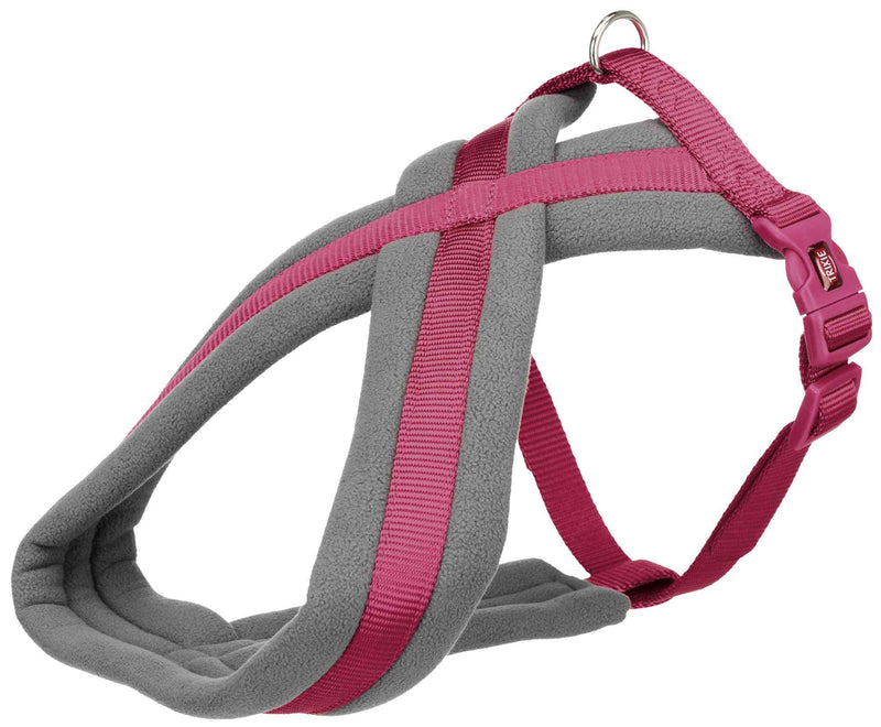 203920 Premium touring harness, M: 45-80 cm/25 mm, orchid