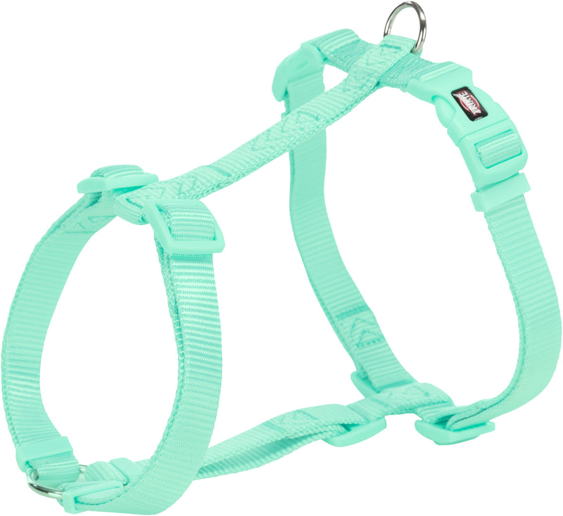 203524 Premium H-harness, L–XL: 75–120 cm/25 mm, mint