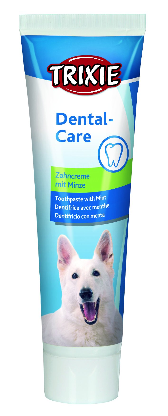 2557 Toothpaste with mint, dog, 100 g