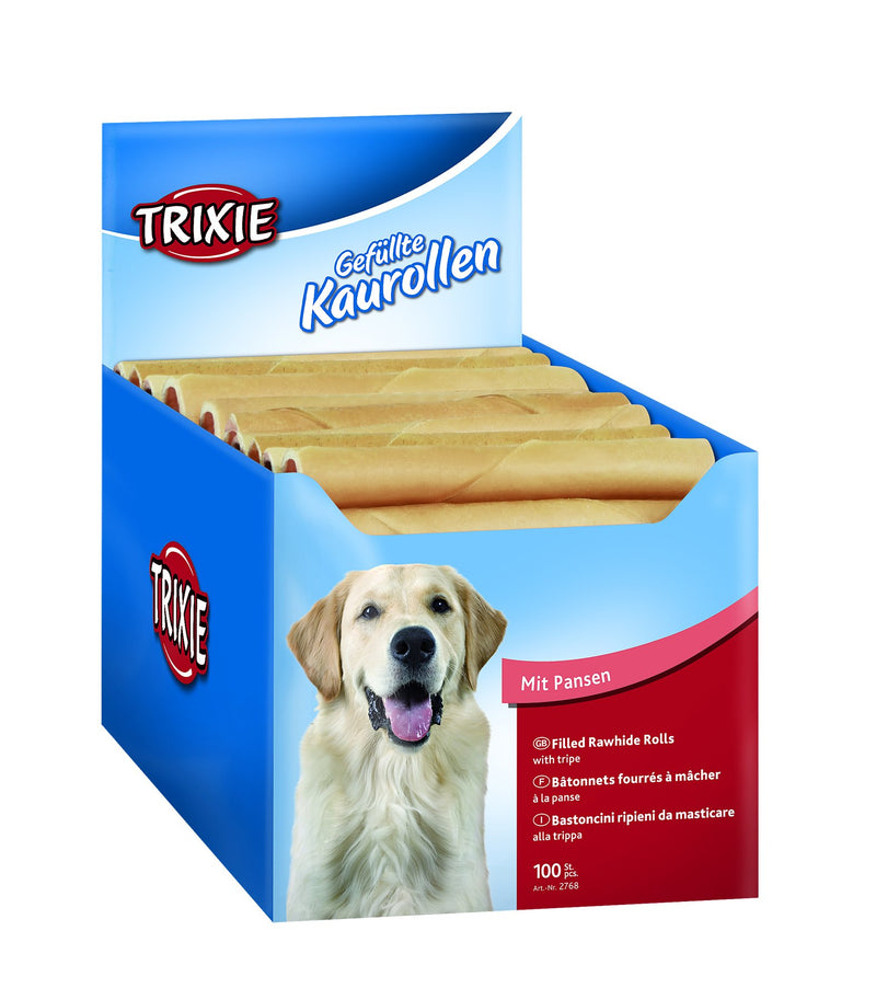2768 Chewing rolls with tripe filling, 12 cm, 22 g