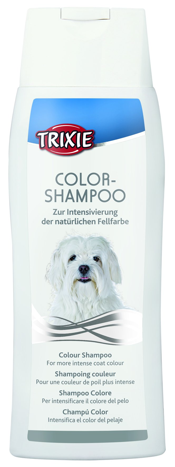 2914 Colour shampoo, white, 250 ml