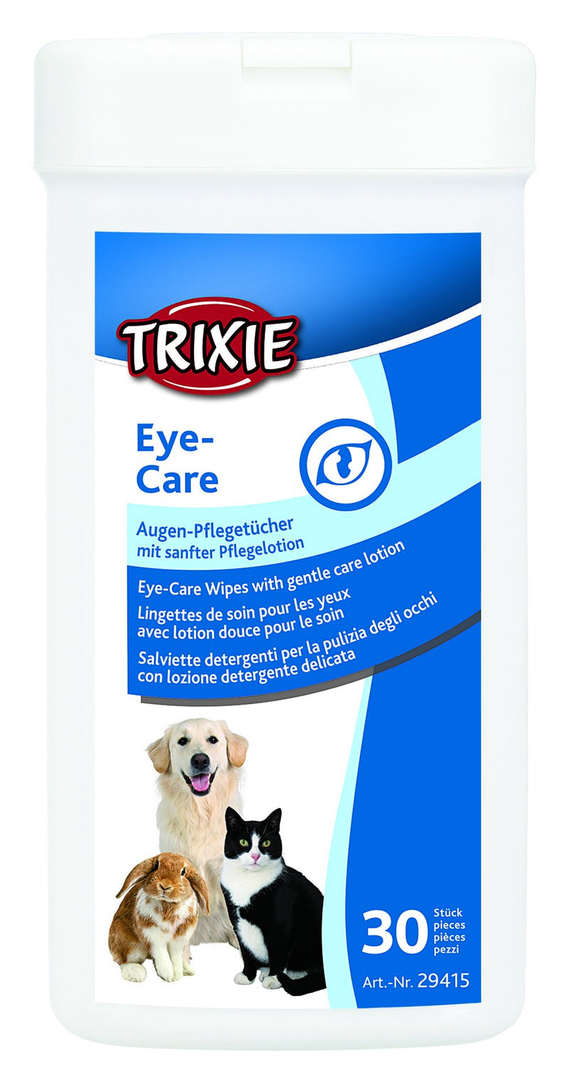 29415 Eye-care wipes, 30 pcs.