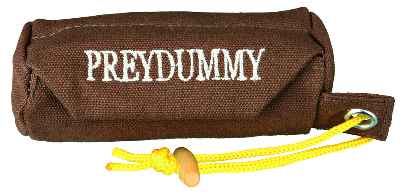32190 Dog Activity Preydummy, diam. 5 x 12 cm, brown