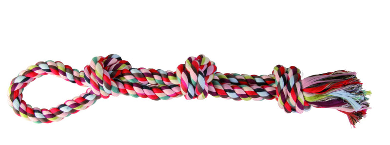 3275 Playing rope, double, 60 cm