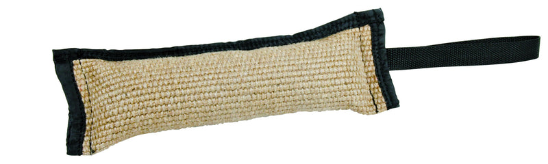 3297 Training dummy, biting roll, jute, 29cm/43cm x diam.9cm