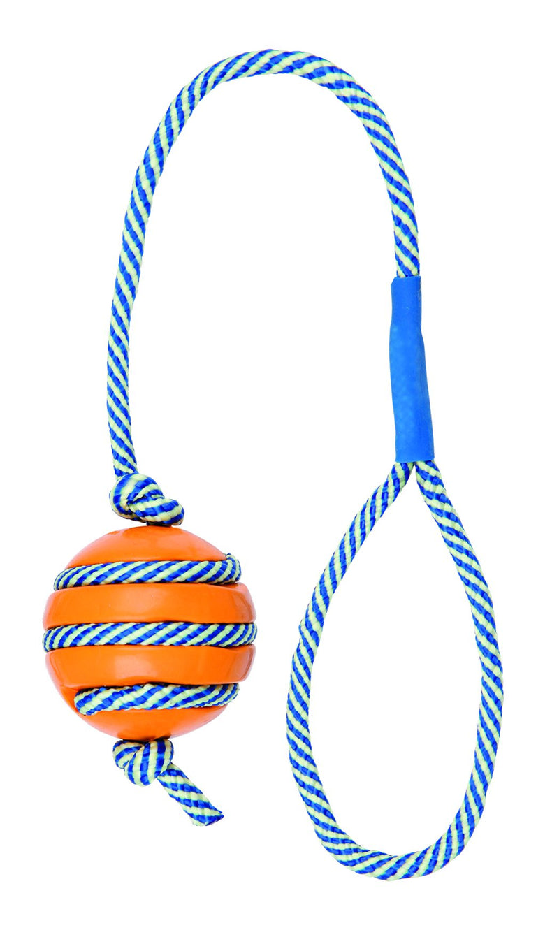 34961 Ball with phosphorescent rope, diam. 5 cm/40 cm