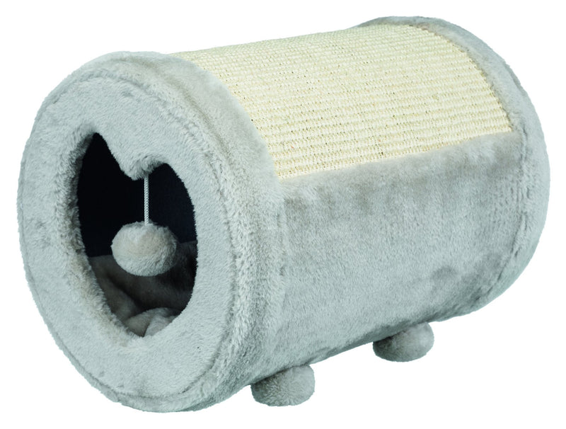 43119 Scratching roll, diam. 27 x 39 cm, grey