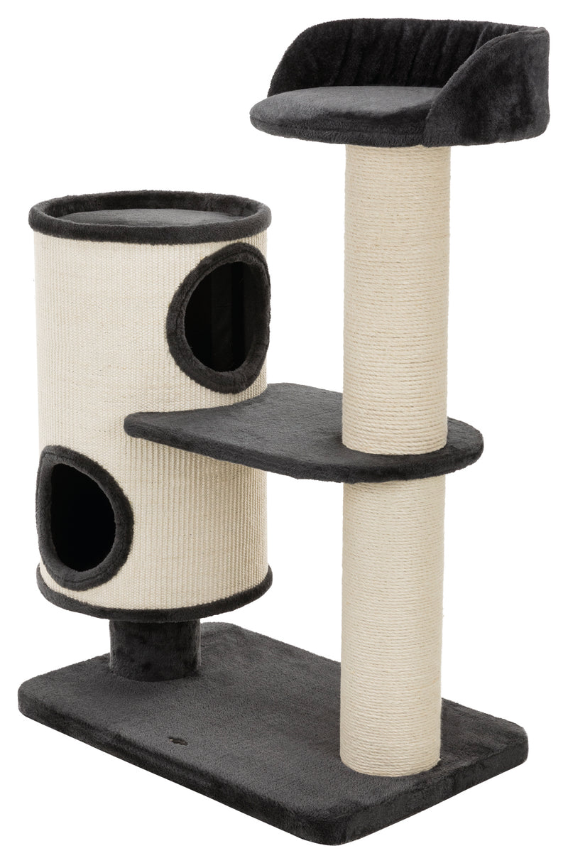 44446 Emilian scratching post, 108 cm, anthracite