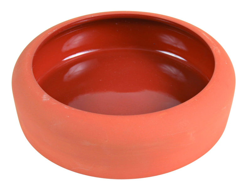 60672 Ceramic bowl with rounded rim, 500 ml/diam. 17 cm