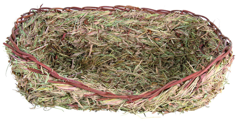 61153 Grass bed for rabbits, 33 x 12 x 26 cm