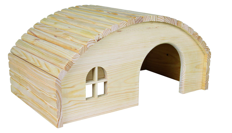 61273 Wooden house for rabbits, 42 x 20 x 25 cm