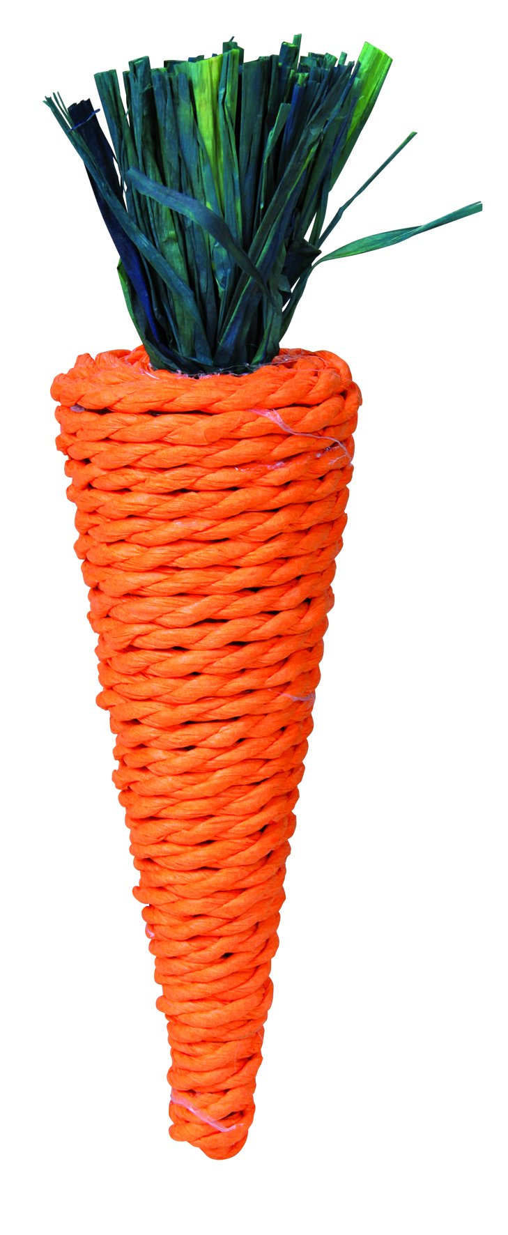 6189 Toy, carrot, for small animals, 20 cm