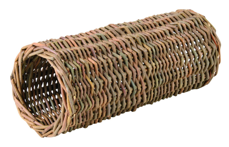 62831 Wicker tunnel for hamsters, diam. 10 x 25 cm