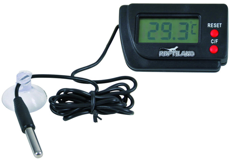 76112 Digital thermometer, with remote sensor, 6.5 x 4 cm