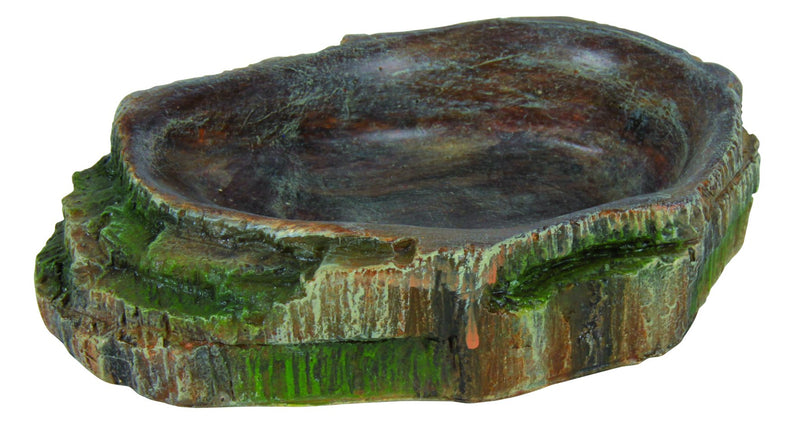 76201 Reptile water and food bowl, 10 x 2.5 x 7.5 cm
