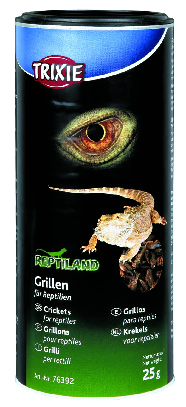 76392 Crickets, dried, 250 ml/25 g