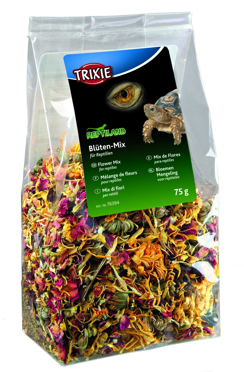 76394 Flower Mix for reptiles, 75 g