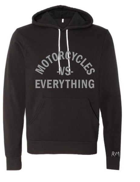 The VS Everything Custom Unisex Hoodie