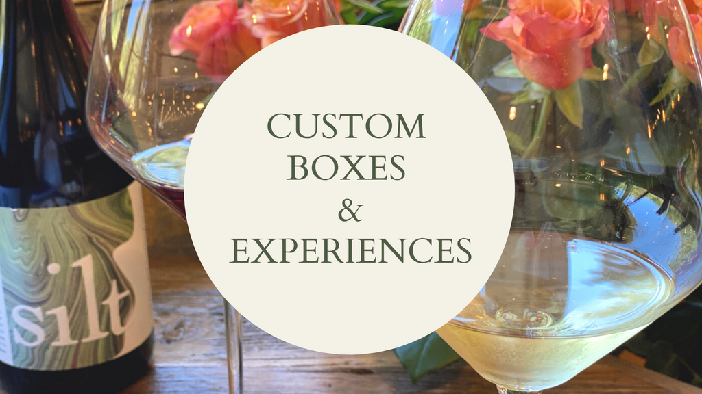 Custom artisan food boxes and experiences