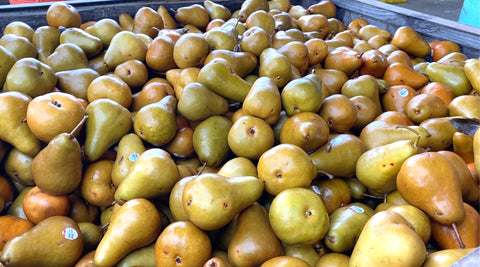 Greene and Hemly Bosc Pears