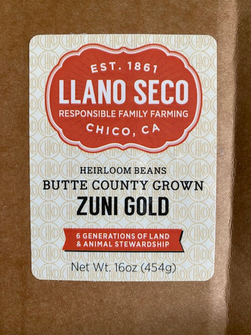 Zuni Gold from Rancho Llano Seco, Chico California