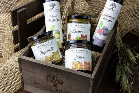 Sutter Buttes Olive Oil Collection