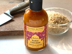 Indian Butter Chicken Simmer Sauce from Sutter Buttes Olive Oil