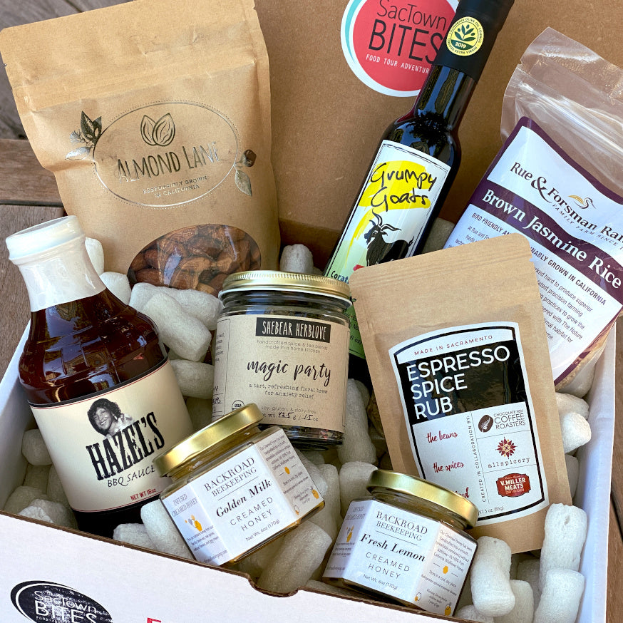 Farm to Fork in a Box - JULY