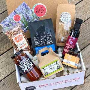 Farm to Fork in a Box - AUGUST