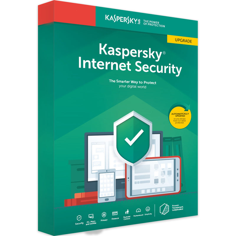 Kaspersky Internet Security 2019 Online Sale | Nex License