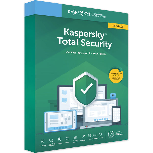 Kaspersky Total Security 2020 Online Sale | Nex License