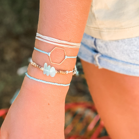 Day at the Beach Bracelet set