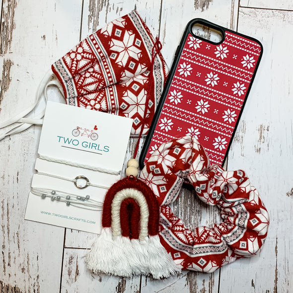 Holiday Sweater Gift Set