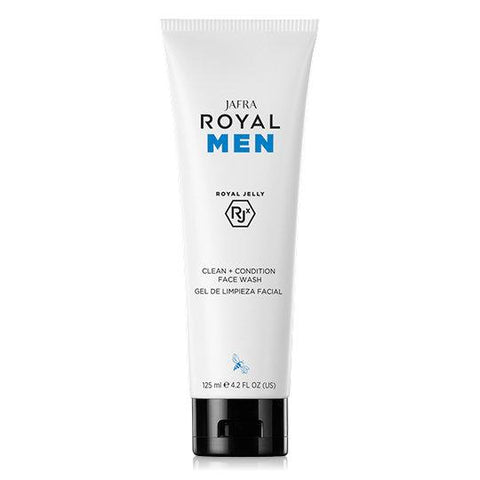 Jafra Royal Men Clean & Condition Gesichtsreinigung - Modern Gentleman Shop