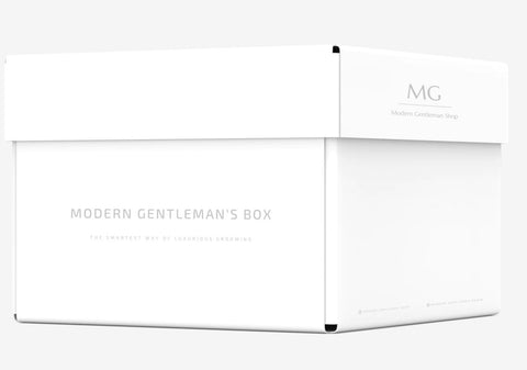 Modern Gentleman's Box September - Modern Gentleman Shop