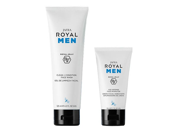 Royal Men Pflegeritual (2 Produkte-Set) - Modern Gentleman Shop